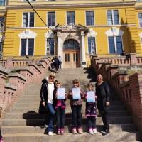 Školsko natjecanje iz hrvatskog jezika