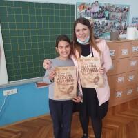 3. nagrada učenice Brigite Balić
