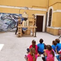 Posjet GKL Rijeka našoj Školi s predstavom Sretna kućica