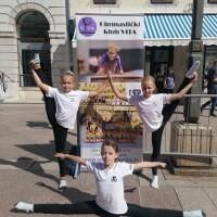 Naše gimnastičarke